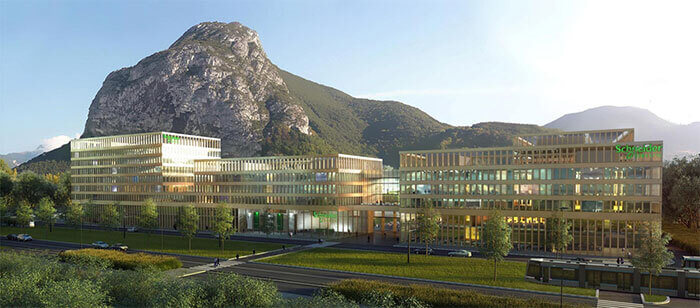 schneider electric grenoble greenovalley