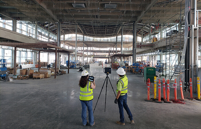 smart glasses for construction monica sosa david huor use matterport camera
