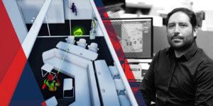 Con la VR multiutente per l'architettura, Ernesto Pacheco di CannonDesign legge la mente