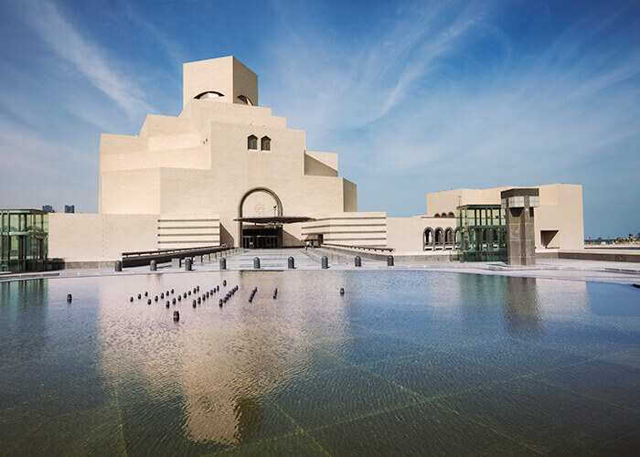 IM Pei architect Museum of Islamic Art