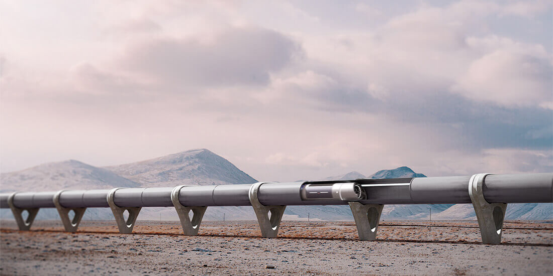 hyperloop technology zeleros