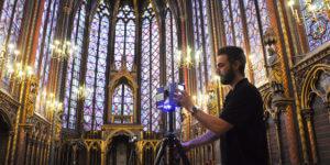 Con la cattura della realtà le cattedrali fanno un check-up per diventare eterne