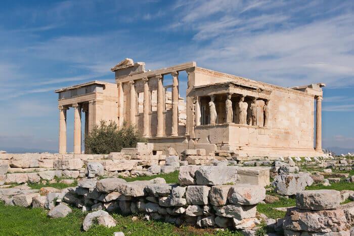 turismo virtuale acropolis