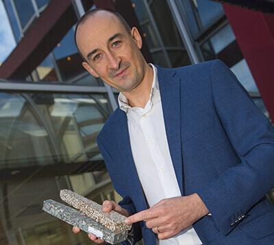 François Olard, Direttore tecnico, Ricerca e innovazione delle infrastrutture presso Eiffage Route