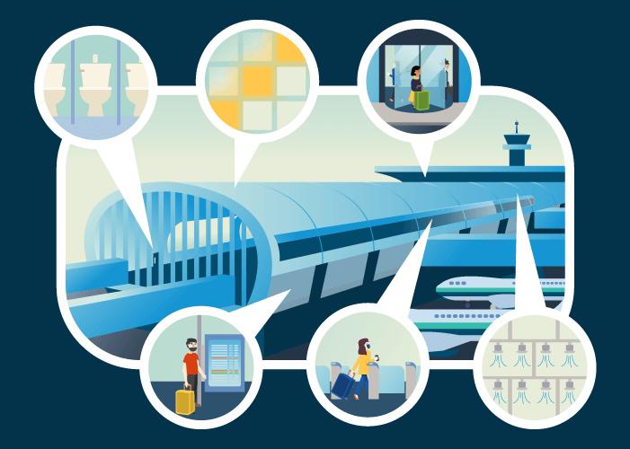 Gli standard di interoperabilità imposti per l'espansione dell'aeroporto di Oslo (Norvegia), nel 2017, hanno eliminato migliaia di ore di lavoro investite nei processi di conversione manuale.
