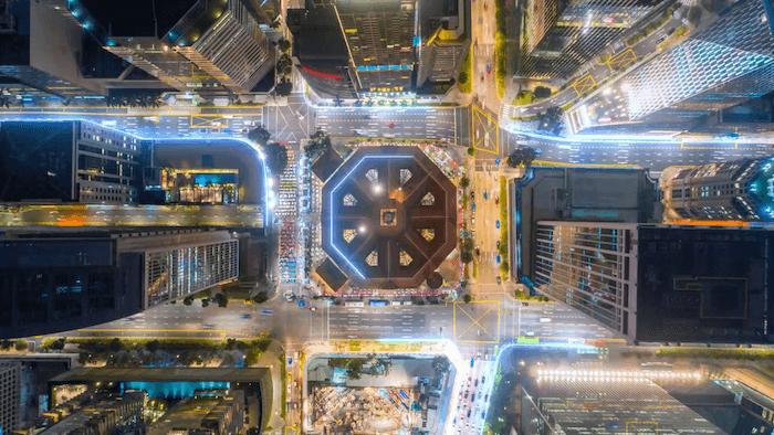 I gemelli digitali guideranno la creazione, la gestione e la manutenzione di città più intelligenti e autonome.