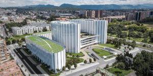 El diseño sostenible de un hospital salva vidas entre los pacientes de cáncer de Colombia