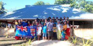 Un pueblo de Fiyi conserva sus tradiciones gracias a la RV y el desarrollo sostenible