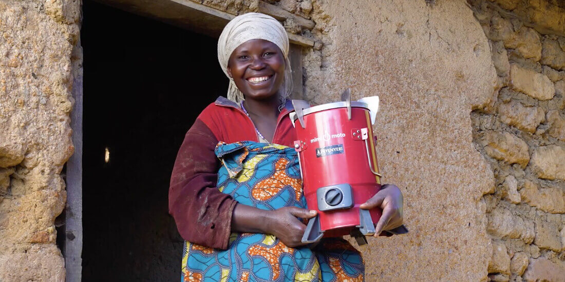 mulago foundation mimi moto cookstove