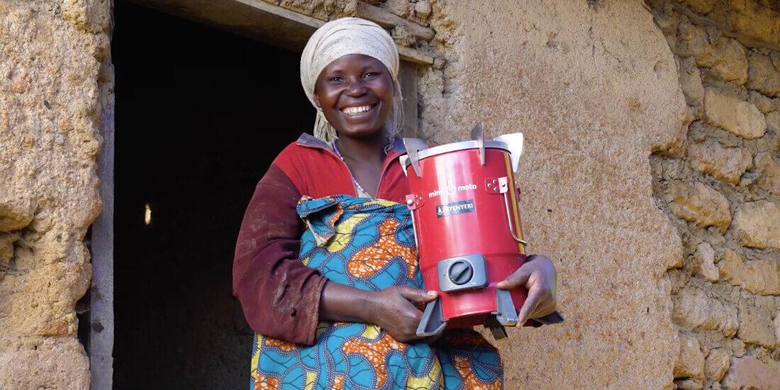mulago foundation mimi moto cookstove