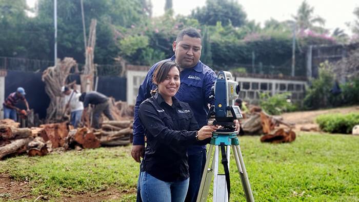 Belcky Torres Calderón, Coordinadora BIM Edificaciones para la empresa DSC+Ingenieros Nicaragua/Costa Rica.