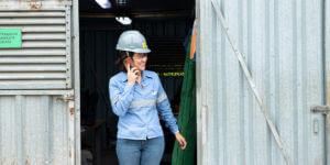 4 mujeres trabajando en la construcción que rompen las barreras de género en Latinoamérica