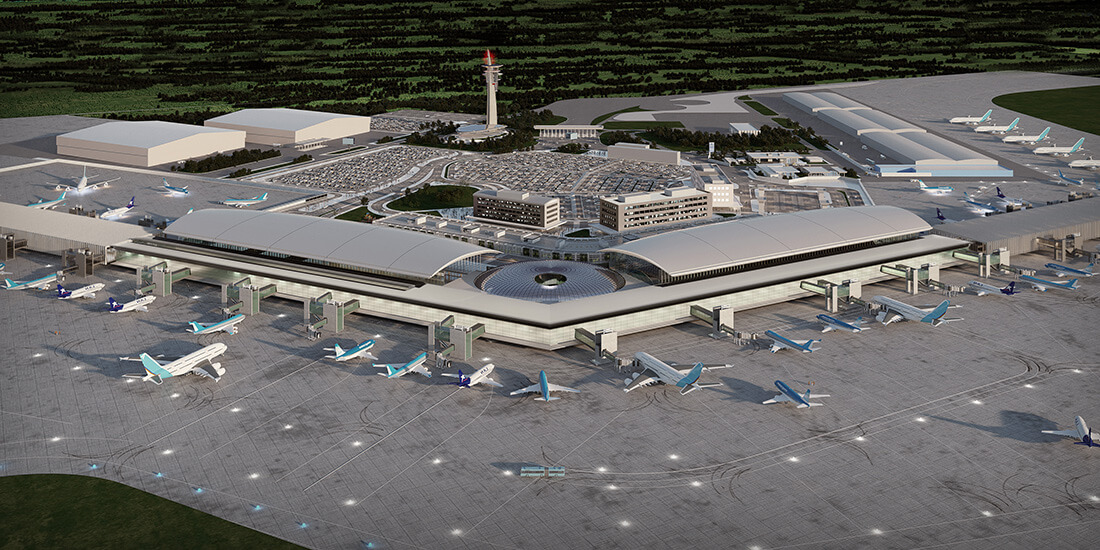 planificación y diseño de aeropuertos