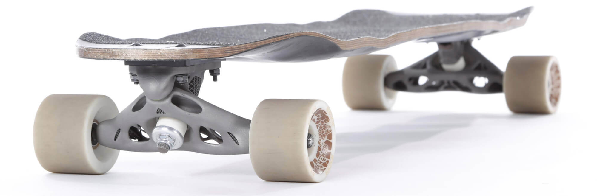 skateboard trucks topology optimization