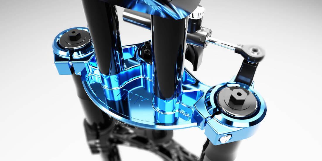 定制哈雷摩托车零件,衍生式设计是绝配