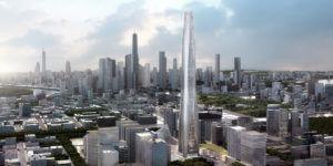 BIM ve Prefabrik Yapılarla Bir Gökdelende Sürdürülebilir Bir Şehir Yaratmak