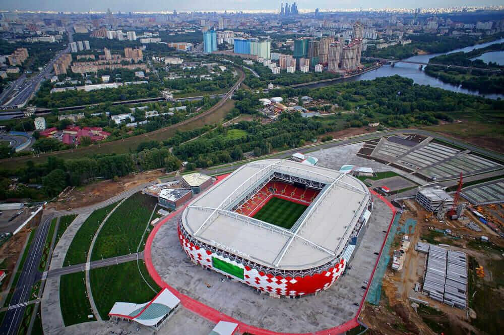bim in russia spartak stadium