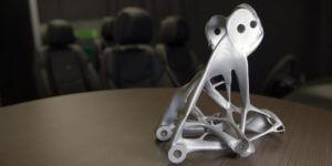 GM Daha Hafif ve Daha Verimli Otomotiv Parçası Tasarımına Öncülük Ediyor