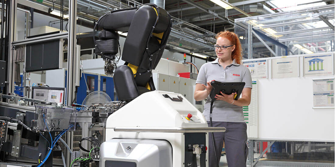 Bosch factory of the future