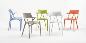Analog Fikirlerden Dijital Hayallere: Philippe Starck Geleceği, Yapay Zekayla Tasarlıyor