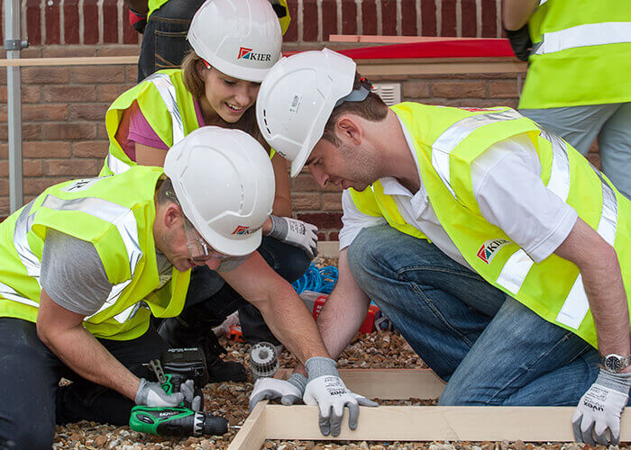 skilled labor shortage in construction traditional job skills