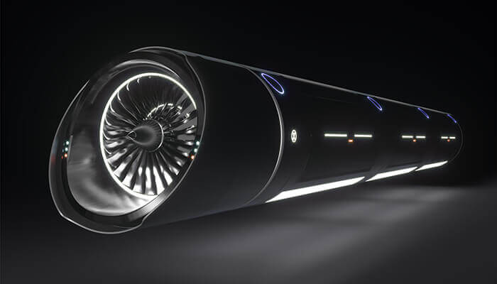 hyperloop technology zeleros vehicles