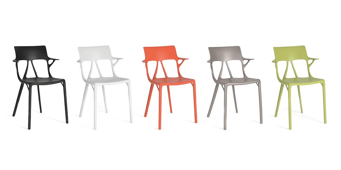 philippe starck tasarımları sandalyeler