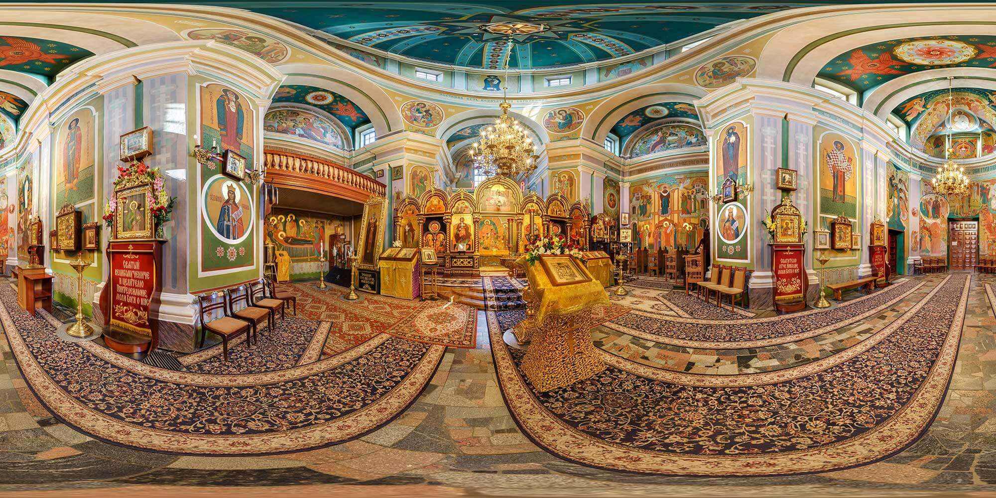 360 derecelik görüntü müze