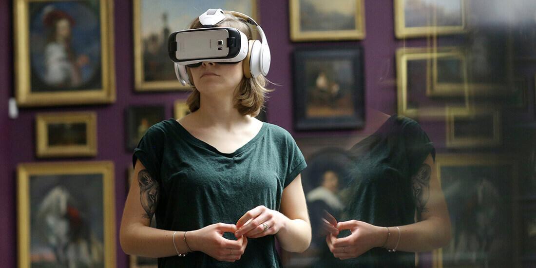 städel müzesi sanal gerçeklik gözlük sayısallaşan müzeler